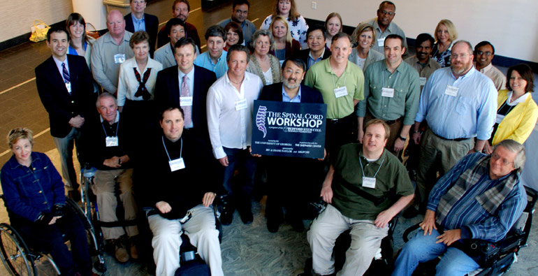 2009 Workshop group photo